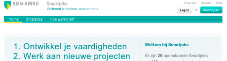 Proyecto PHP - ABN AMRO - Smartjobs